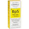 Liddell Homeopathic Back Pain Sciatica - 1 fl oz HGR 0635490