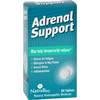 NatraBio Adrenal Support - 60 Tablets HGR 0737593