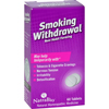 NatraBio Smoking Withdrawl Non-Habit Forming - 60 Tablets HGR 0737817
