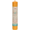 New Health & Wellness: Aloha Bay - Chakra Pillar Candle, Orange - Love