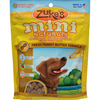 Zuke's Mini Naturals Dog Treats Peanut Butter - 6 oz HGR 0752287