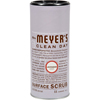 cleaning chemicals, brushes, hand wipers, sponges, squeegees: Mrs. Meyer's - Surface Scrub - Lavender - Case of 6 - 11 oz