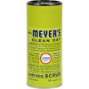 cleaning chemicals, brushes, hand wipers, sponges, squeegees: Mrs. Meyer's - Surface Scrub - Lemon Verbena - Case of 6 - 11 oz