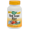 Herbal Homeopathy Single Herbs: Nature's Way - Red Yeast Rice - 120 Vegetarian Capsules