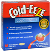 cough drops: Cold-EEZE - Cold Remedy Lozenges Strawberries and Cream - 18 Lozenges