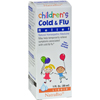 NatraBio Childrens Cold and Flu Relief - 1 fl oz HGR 0897215