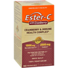 Condition Specific Yeast Level Maintenance: American Health - Ester-C Urinary Tract Formula - 90 Vegetarian Tablets