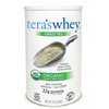 Nutritionals Supplements Protein Supplements: Tera's Whey - Protein Powder - Whey - Organic - Plain Unsweetened - 12 oz
