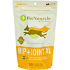 Pet Naturals of Vermont Hip and Joint XL Chews for Dogs Over 75 lbs Chicken Liver - 60 Chewables HGR 1109362