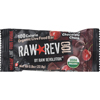 Raw Revolution Bar - Organic Cherry Chocolate - Case of 20 - .8 oz HGR 1182310