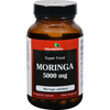 Supplements Green Foods: FutureBiotics - Moringa - 5000 mg - 60 Vcaps