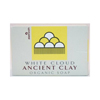 Bar Soap Full Size Bar Soap: Zion Health - Clay Bar Soap - White Cloud - 6 oz