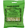 Jakemans Throat and Chest Lozenges - Chili and Lime - 30 Lozenges - 12 ct HGR 1272822