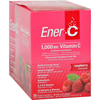 Ener-C Vitamin Drink Mix - Raspberry - 1000 mg - 30 Packets HGR 1275213
