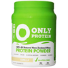 Nutritionals & Feeding Supplies: Only Protein - Whey Protein - Pure - Vanilla - 1.25 lb