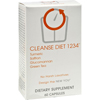 Creative Bioscience Cleanse Diet 1234 - 60 Vegetarian Capsules HGR 1514967