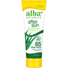 hgr: Alba Botanica - After Sun Lotion - 85% Aloe - 8 oz