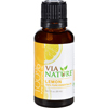hgr: Via Nature - Essential Oil - 100 Percent Pure - Lemon - 1 fl oz