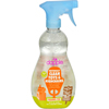 cleaning chemicals, brushes, hand wipers, sponges, squeegees: Dapple - Toy and High Chair Cleaner - Fragrance Free - 16.9 fl oz