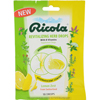 Condiments Lemon Juice: Ricola - Herb Drops - Revitilizing - Lemon Zest - 18 Count - 1 Case
