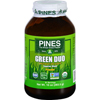 Herbal Homeopathy Herbal Formulas Blends: Pines International - Green Duo - Organic - Powder - 10 oz