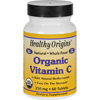 Healthy Origins Vitamin C - Organic - 250 mg - 60 Tablets HGR 1677848