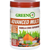 Supplements Green Foods: Greens Plus - Superfood - Advanced Multi - Vanilla Chai - 9.4 oz