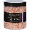 Evolution Salt Bath Salt - Himalayan - Coarse - Lavender - 26 oz HGR 1702166