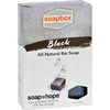 Bar Soap Full Size Bar Soap: Soapbox Elements - SoapBox Bar Soap - Elements - Detox - Black - 5 oz
