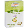 Bar Soap Full Size Bar Soap: Soapbox Elements - SoapBox Bar Soap - Elements - Tea and Ginger - 5 oz