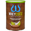 Wheycoco WheyCoco Whey Isolate Protein and Coconut Water - Premium - Powder - Chocolate - 21 oz HGR 1730399