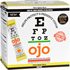 Ojo Eye Care Crystals - Skinny Citrus Lutein Burst - 30 Packets HGR 1739010
