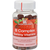 Nutrition Now B Complex Gummy Vitamins Strawberry - 70 Gummies HGR 0310383