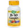 Nature's Way Vitamin B-50 Complex - 100 Capsules HGR 0815688