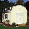 Storage Sheds: Handy Home Products - Premier Series - Sequoia 12' x 12' Storage Building With Floor Kit