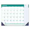 House Of Doolittle House of Doolittle™ Express Track Monthly Desk Pad Calendar HOD 148