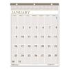 House Of Doolittle House of Doolittle™ Large Print 100% Recycled Monthly Wall Calendar HOD 380