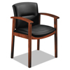 leatherchairs: HON® 5000 Series Park Avenue Collection® Guest Chair