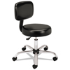 hon chairs: Adjustable Task/Lab Stool with Back