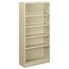 bookcases: HON® Brigade® Metal Bookcases