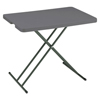 Tables: Iceberg IndestrucTable Too™ 1200 Series Personal Folding Table