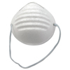 respiratory protection: Disposable Dust Mask