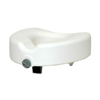 Bathroom Aids Raised Toilet Seats: Compass Health Brands - ProBasics® Clamp-On Raised Toilet Seat