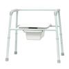 Compass Health Brands ProBasics® Bariatric Commode, Extra-Wide Seat, 2EA/CT CMP PB310