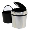 iTouchless 1.5 Gallon Automatic Stainless Steel Touchless Trash Can® TX ITO IT01RCEA