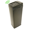 iTouchless 14 Gal. Automatic Black Touchless Trash Can® SX ITO IT14SBEA