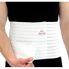 Ita-Med Breathable Elastic 9 Abdominal Binder for Men - White, Medium ITA IAB-309-M-MW