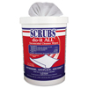 Computer Accessories Computer Cleaner Supplies: SCRUBS® do-it ALL™ Germicidal Cleaner Wipes