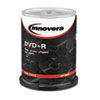 Innovera Innovera® DVD+R Recordable Disc IVR 46891