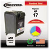 Innovera Innovera Remanufactured C6625AN (17) Ink, 410 Page-Yield, Tri-Color IVR 6625AN